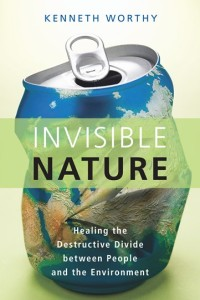 Cover of Invisible Nature: Healing the Destructive Divide between People and the Environment